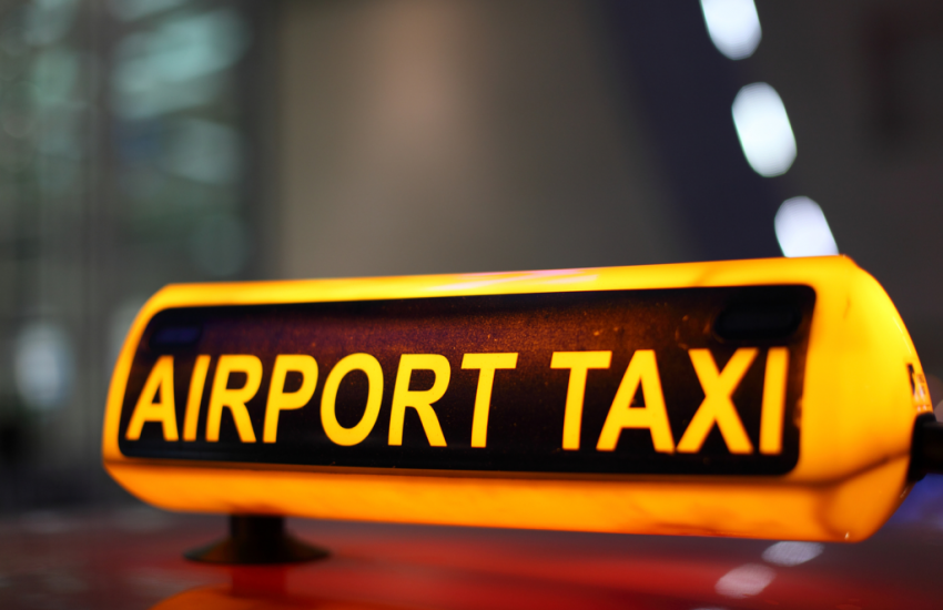 Online booking cab services